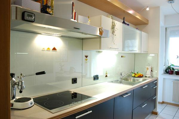 Beautiful Pannello Retro Cucina Photos - harrop.us - harrop.us